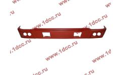 Бампер H красный самосвал металлический усиленный фото Иваново
