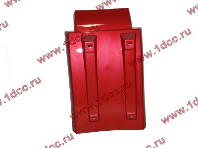 Брызговик передней оси левый H3 красный HOWO (ХОВО) WG1642230103 фото 1 Иваново