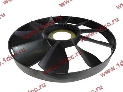 Вентилятор радиатора на гидромуфту d-640 H HOWO (ХОВО) VG2600060446 фото 1 Иваново