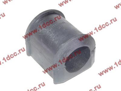 Втулка резиновая для заднего стабилизатора H2/H3 HOWO (ХОВО) 199100680067 фото 1 Иваново