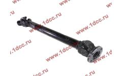 Вал карданный привода НШ L=820 шлицевая D=30 d=27 H фото Иваново