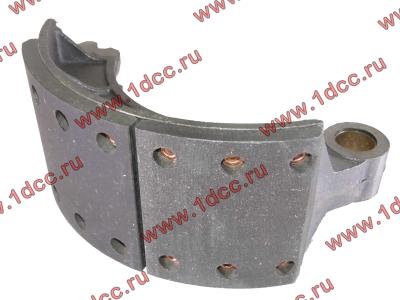 Колодка тормозная передняя с накладками (металл) H HOWO (ХОВО) WG199000440031 фото 1 Иваново