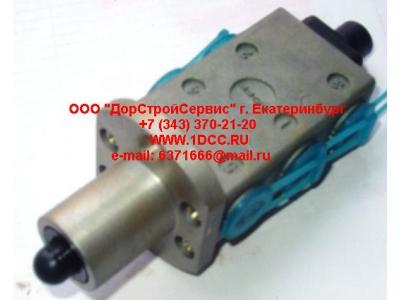 Клапан управления КПП (3+2 отв. под трубки) H2/H3,C,DF HOWO (ХОВО) F99660 фото 1 Иваново