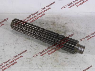 Вал вторичный КПП Fuller RT-11509 КПП (Коробки переключения передач) 18729 фото 1 Иваново