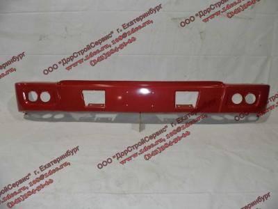 Бампер H красный самосвал металлический HOWO (ХОВО) WG1641240001 фото 1 Иваново