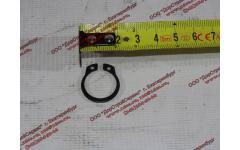 Кольцо стопорное d- 17 ролика колодки тормозной задней F