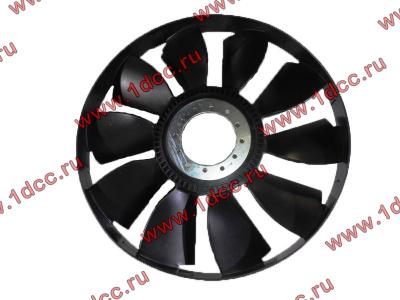 Вентилятор радиатора на гидромуфту d-590 H HOWO (ХОВО) VG1500060047 фото 1 Иваново