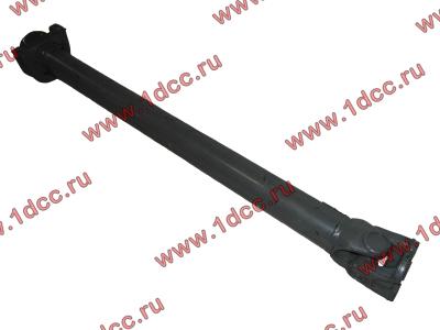 Вал карданный основной с подвесным L-1710, d-180, 4 отв. H2/H3 HOWO (ХОВО) AZ9112311710 фото 1 Иваново