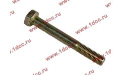Болт M10х85 крепления корзины сцепления к маховику H2/H3 фото Иваново