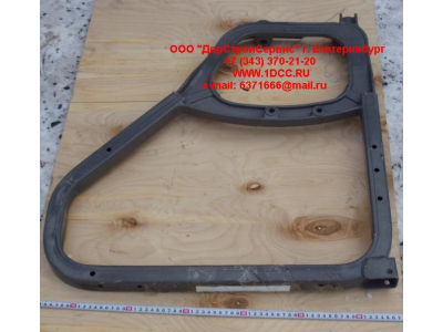 Кронштейн брызговика передней оси левый H2 HOWO (ХОВО) WG9719930315 фото 1 Иваново