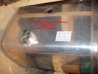 Бак топливный 350литров H2/H3 HOWO (ХОВО)  фото 1 Иваново