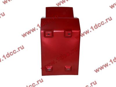 Брызговик передней оси правый H2 красный HOWO (ХОВО) WG1642230004 фото 1 Иваново