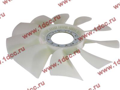 Вентилятор радиатора (на гидромуфту) без кольца d-590 H HOWO (ХОВО) 61500060131 фото 1 Иваново
