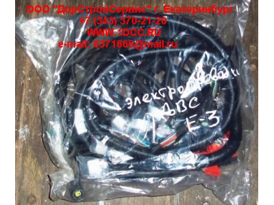 Жгут электропроводки двигателя H3 HOWO (ХОВО)  фото 1 Иваново