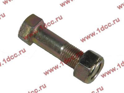 Болт M12х40 карданный с гайкой H2/H3 HOWO (ХОВО)  фото 1 Иваново