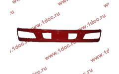 Бампер F красный пластиковый для самосвалов фото Иваново