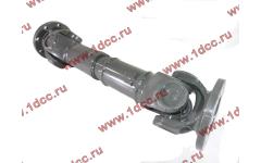Вал карданный межосевой L-665, d-165 , 8 отв. H2/H3 фото Иваново