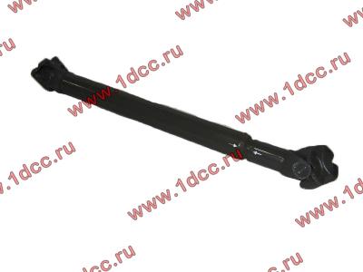 Вал карданный основной без подвесного L-1650, d-180, 4 отв. H2/H3 HOWO (ХОВО) AZ9114311650 фото 1 Иваново