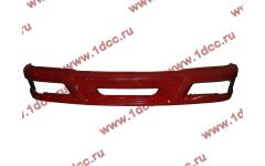 Бампер FN2 красный самосвал для самосвалов фото Иваново