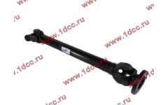 Вал карданный привода НШ L=740 шлицевая D=30 d=27 H фото Иваново