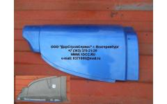 Обтекатель кабины левый HANIA синий фото Иваново