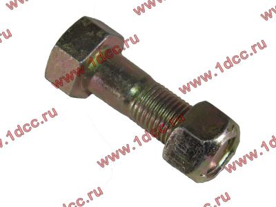 Болт M14х45 карданный с гайкой H2/H3 HOWO (ХОВО) Q151C1445 фото 1 Иваново