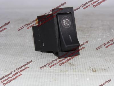 Клавиша противотуманных фар передних H HOWO (ХОВО) WG9719582002 фото 1 Иваново