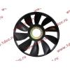 Вентилятор радиатора на гидромуфту d-640 H HOWO (ХОВО) VG2600060446 фото 2 Иваново
