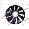 Вентилятор радиатора на гидромуфту d-590 H HOWO (ХОВО) VG1500060047 фото 2 Иваново