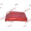 Брызговик передней оси правый H3 красный HOWO (ХОВО) WG1642230104 фото 3 Иваново