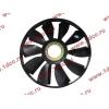 Вентилятор радиатора на гидромуфту d-640 H HOWO (ХОВО) VG2600060446 фото 3 Иваново