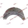 Колодка тормозная передняя с накладками (металл) H HOWO (ХОВО) WG199000440031 фото 3 Иваново
