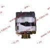 Генератор 28V/55A WD615 (JFZ255-024) H3 HOWO (ХОВО) VG1560090012 фото 3 Иваново