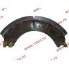 Колодка тормозная задняя с накладками H2/H3 HOWO (ХОВО) WG199000340061 фото 4 Иваново