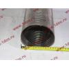 Гофра-труба выхлопная 6х4 с юбкой H2/H3 HOWO (ХОВО) WG9725540053 фото 5 Иваново